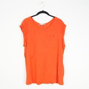 CAbi   Orange Top   Read Description
